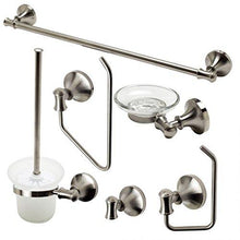 ALFI brand AB9521-PC Matching Bathroom Accessory Set (6 Piece) Polished Chrome
