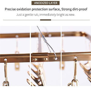 Save bojly drying hanger rack foldable clip and laundry for drying clothes socks towels lingerie underwear 1