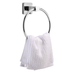 Discover the asixx towel ring stainless steel towel ring bathroom towel ring towel holder bathroom accessories wall mounted