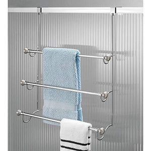 Save dosingo over the shower door triple towel rack