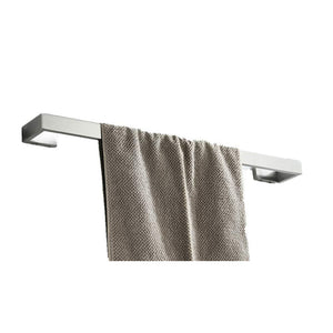 Discover the best rghs 4 pcs brushed nickel bathroom hardware set towel bar toilet paper holder towel hook towel ring wall mount complete bathroom accessories set
