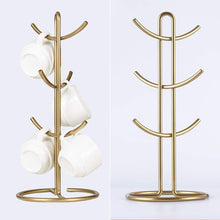 Shop for kitchen organizer set 4 piece banana hanger mug tree holder rack paper towel holder flatware caddy kitchen gifts modern collection for countertop table decor
