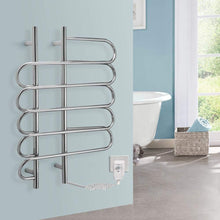 Best seller  tongtong wall mount towel warmers stainless steel electric heated warmer radiator towel rail bathroom 800 600 130mm 80w