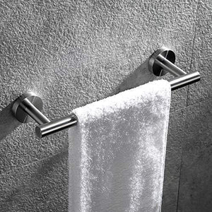 Select nice hoooh bath towel bar 12 inch stainless steel towel rack for bathroom kitchen towel holder wall mount brushed finish a100l30 bn