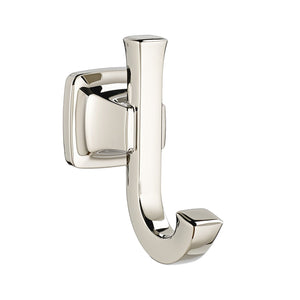 American Standard 7353210.013 Townsend Double Robe Hook,,, Polished Nickel