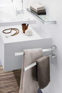 Buy zack 40380 linea towel holder swivelling