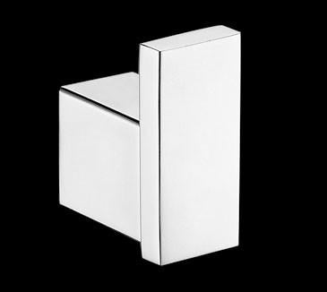 ACL Pure Cube Robe Hook Black or Chrome