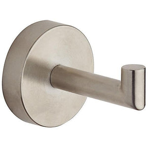 BA Tecnohotel Wall Brushed Steel Towel Robe Hook Hanger for Bath Towel Holder
