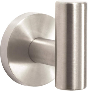 Amerock BH26542-SS Arrondi Collection Robe Hook