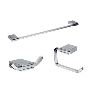 304 # Brushed Stainless Steel Bathroom Accessories Set Toilet CupPaper Towel Holder Robe Hook Bathroom Hardware Sets