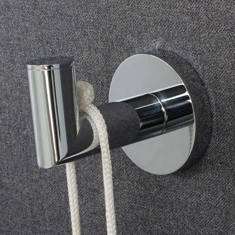 Copper Bathroom Series European Modern Copper Bathroom Hardware Toilet Paper Holder/Cup Holder/Soap Dish/Robe Hook Fm3600