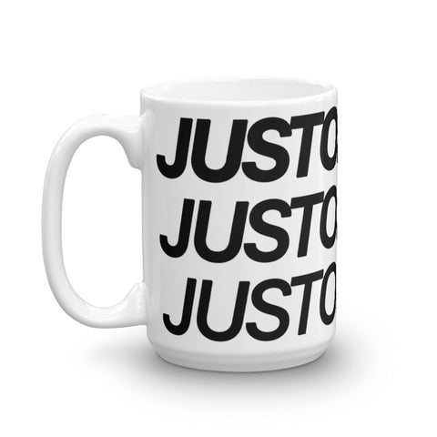 Just One Dime Triple Mug