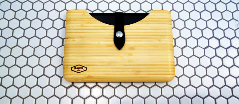 Blackbox Case for Apple MacBook Pro Retina Wood Bamboo Case