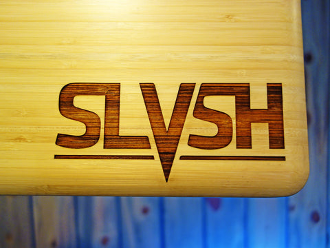 SLVSH Blackbox Case Wood Apple MacBook Pro Laser Engrave