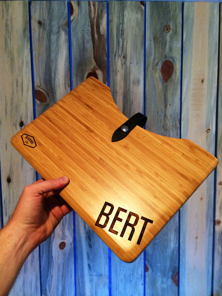 Apple MacBook Pro Retina Wood Case by Blackbox Case Bamboo