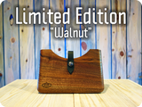 Apple iPad Mini Walnut Wood Blackbox Case