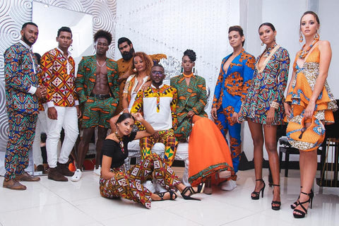 Ethnic Wear by African Marquis