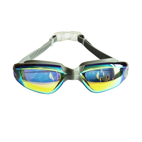 M&Nature swim goggles leakproof, UV protection, electroplated - M&Nature