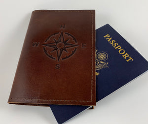 Passport Cover | Compass