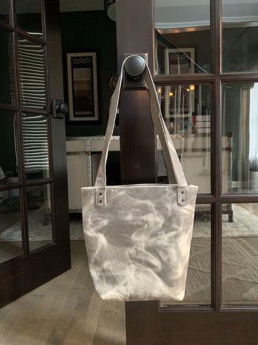 Medium Shoppers Tote | Slate