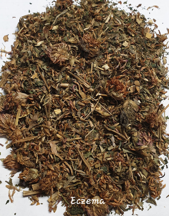 Herbal Tea Blend Organic - Eczema