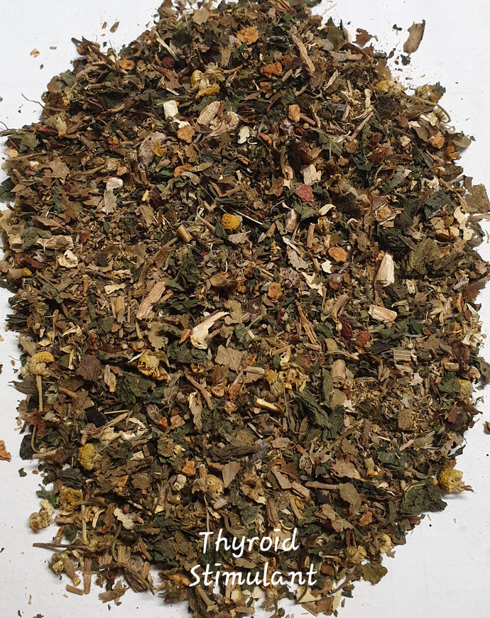 Herbal Tea Blend Organic - Thyroid Stimulant