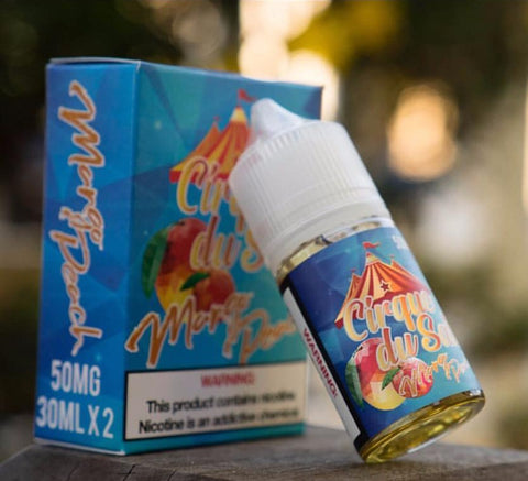 Cirque Du Salts Nicotine Salts 30ml