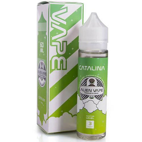 Catalina by Alien Vape 60ml