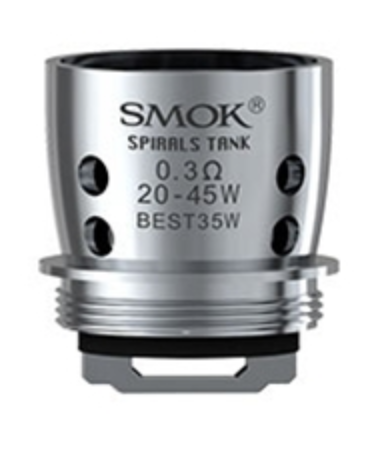 Coil Para Smok Spirals Tank Big Turbo, Big Love