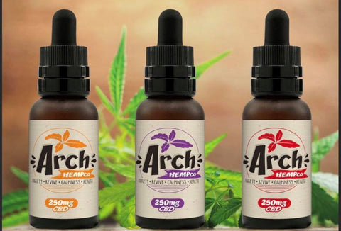 Tincture - Arch CBD Broad Spectrum 30ml by Arch HEMPCO wholesale
