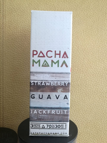 PACHAMAMA Strawberry Guava Jackfruit 60ml