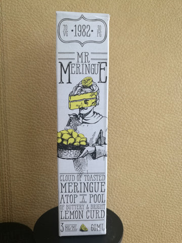 Mr. Meringue E Liquid by Charlies Chalk Dust 60ml