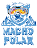 Macho Polar Original Nicotine Salts 30ML  - LIQUID PARADISE