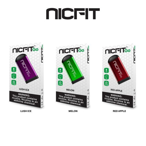 NICFIT GO Desechable by NICFITGO