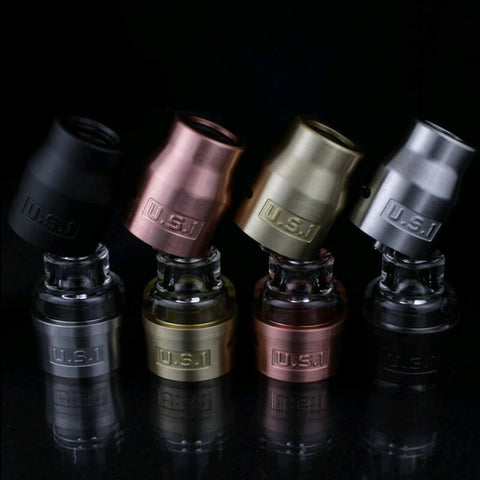 U.S.1 V2 Atty RDA - Trinity Glass Hardware