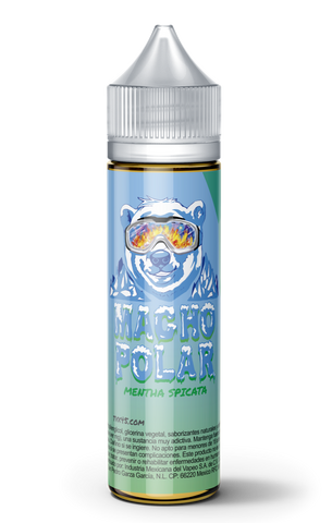 Macho Polar Mentha Spicata 60ml
