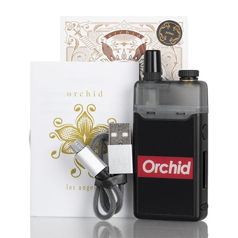 Orchid Prime SALT NIC Device by Orchid Vapor ft Squid Squid Industries