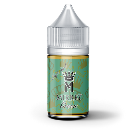 PapiLord Green Nicotine Salts 30ml by Mirrey