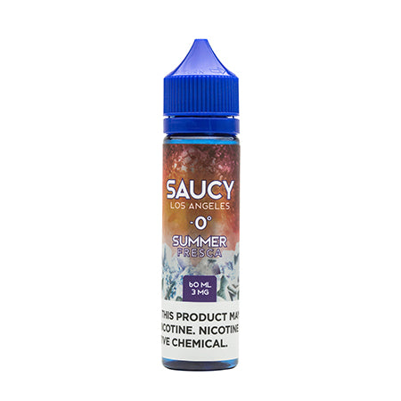 Saucy Menthol - Fresca 60 ml