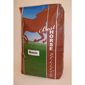 Häst Best Horse Pellets Basic 20 kg