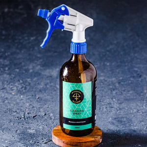 Cleaning spray for bench and home