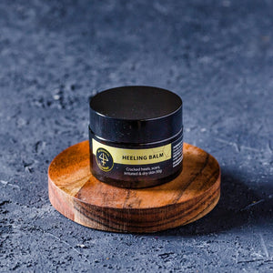 Balm to soothe and reduce scars