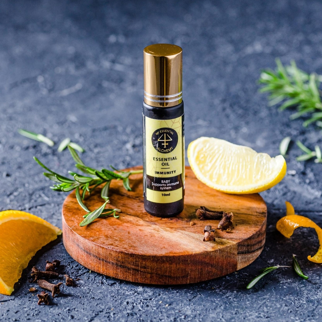 Hand blended essential oils