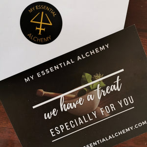 gift card natural present idea treat