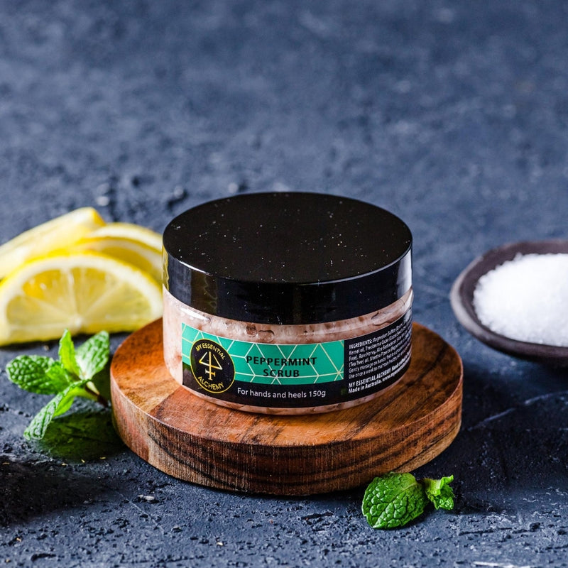 Butter scrub for body and feet Australia