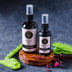 Bulgarian rose face mist spray