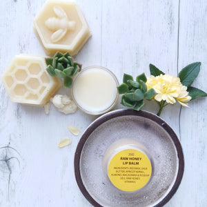 Lip & Cuticle Balm- Honey