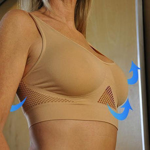 *2019 Hot Selling TV Products*  COMFORT AIRE BRA (3pcs/set)