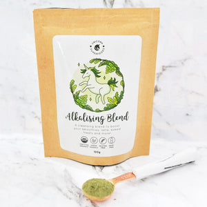 UNICORN SUPERFOODS - BLENDS - ALKALISING BLEND