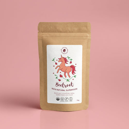 UNICORN SUPERFOODS - 100% NATURAL BEETROOT POWDER